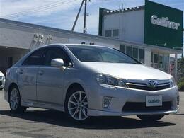 トヨタ SAI 2.4 G レザーシート/シートヒーター/ドラレコ