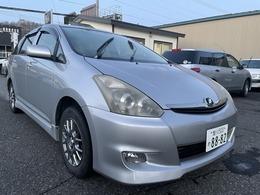 トヨタ ウィッシュ 1.8 X Lエディション 4WD