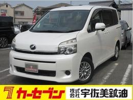 トヨタ ヴォクシー 2.0 X 1オーナー 禁煙車 ドラレコ ETC HID CD