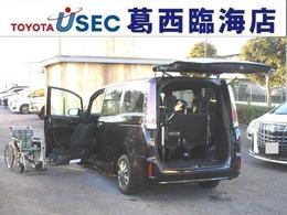トヨタ エスクァイア 2.0 Xi ウェルキャブ 助手席リフトアップシート車 4WD TSSC キーレス リアクレーン 電動ステップ