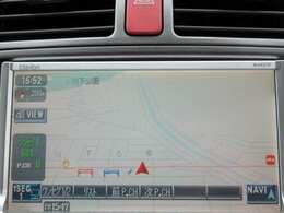 HDDナビ付きですから安心ですよ☆長距離ドライブや旅行に欠かせない装備ですよ☆