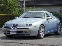 アルファ ロメオ アルファGTV 3.0 V6 24V ヌヴォラブルー Tベルト純正オイル交換