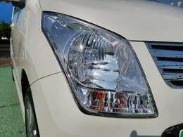 HIDライト!ライトレンズは透明度を出してあります!
