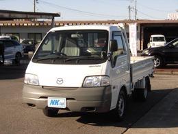 マツダ ボンゴトラック 1.8 DX 木製荷台 ワイドロー 5MT デュアルエアバッグ パワーウィンドウ