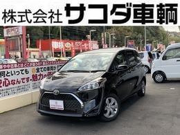 トヨタ シエンタ 1.5 X ナビレディ トヨタセーフティセンス