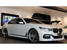BMW 7シリーズ 740i Mスポーツ エナジーコンプリートカーEVO G11.2
