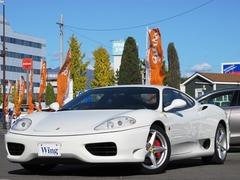 フェラーリ 360モデナ の中古車 F1 群馬県高崎市 798.0万円