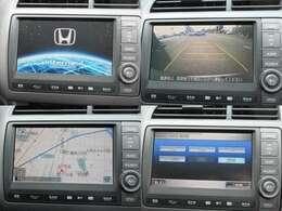 純正HDDナビ付きですから安心ですよ☆長距離ドライブや旅行に欠かせない装備です☆バックカメラも付いていますので、目視しにくい後方もこれならバッチリ確認できて駐車も楽々です♪