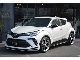 トヨタ C-HR ハイブリッド 1.8 S ZEUS新車カスタム ディスプレイオーディオ