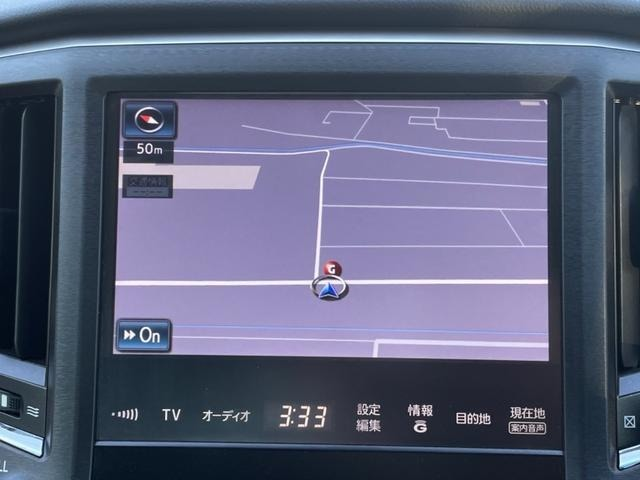 メーカーHDDナビが装着!ナビとエアコン画面が別々になっておりお洒落なデザイン☆Bluetooth接続も可能なので携帯と繋げる事が可能♪ライブサウンドシステム付で音質も良好!ドライブも楽しくなります!