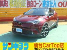 トヨタ C-HR 1.2 G-T トヨタセーフティーセンス クルコン