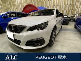 プジョー 308SW GT ブルーHDi ディーゼルターボ デジタルメーター CarPlay