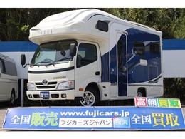 トヨタ カムロード ナッツRV クレア 5.3Xエボリューション 家庭用エアコン トリプルサブ FFヒーター