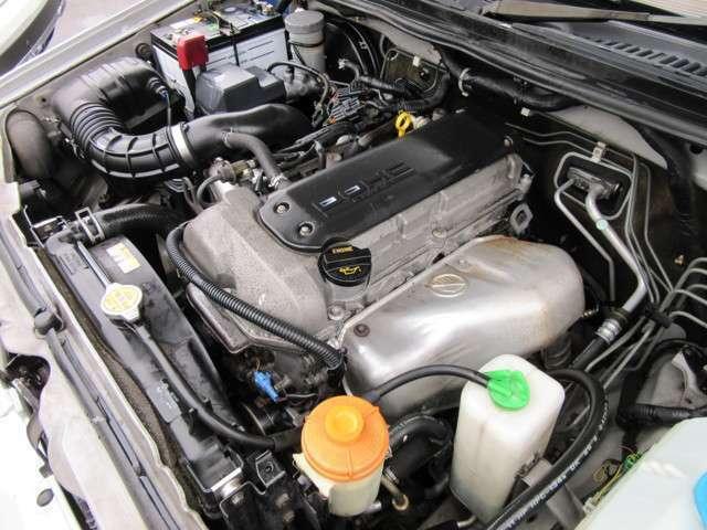 エンジン機関良好!!M13Aタイミングチェーン式エンジン!!エンジンルームクリーニング済み☆ 走行12万km中古エンジンを乗せ換えました☆