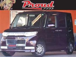ダイハツ タント 660 カスタム RS /ターボ/片電扉/外ナビ/テレビ/外AW/HID/