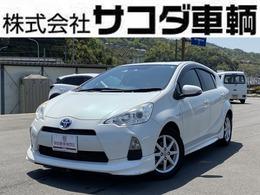 トヨタ アクア 1.5 G 7インチナビ バックカメラ ETC