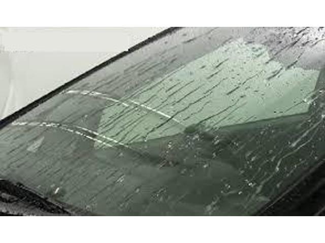 オプションセットのフロントガラス撥水加工☆雨の日も視界良好♪