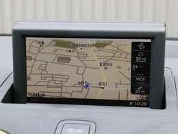 ■MMIナビ/HDDナビ、フルセグTV、DVD再生、Bluetooth、ミュージックサーバー機能