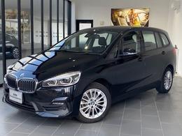 BMW 2シリーズグランツアラー 218d xドライブ 4WD ACC純正HDDナビヘッドアップディスプレイ