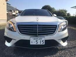 Mercedes Benz S63AMGロング入庫しました!ご来店の際は前日までにご予約をお願いしております。TEL029-875-7855までご連絡下さい。