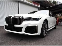 BMW 7シリーズ の中古車 M760Li xドライブ 4WD 愛知県岡崎市 1742.0万円