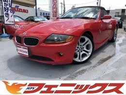 BMW Z4 ロードスター2.5i 電動トップETCレザーPKG革ハンドル