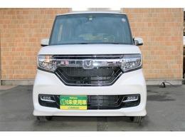 ホンダ N-BOX カスタム 660 G L ホンダセンシング 届出済未使用車 衝突被害軽減ブレーキ