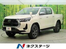トヨタ ハイラックス 2.4 Z ディーゼルターボ 4WD 登録済未使用車 プリクラッシュ LEDヘッド