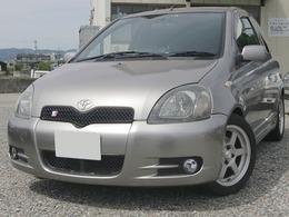 トヨタ ヴィッツ 1.5 RS JIMZEスーパーチャージャ TRDサス VOLK AW