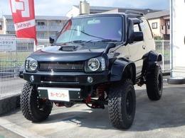 スズキ ジムニーシエラ 1.3 4WD リフトアップ・アルミ・ナビ/TV・LED