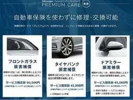 フォルクスワーゲン自動車保険プラスにはうれしい特典が付いてきます!