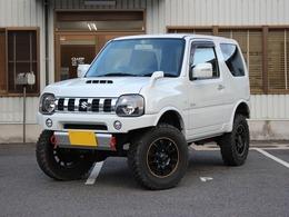 スズキ ジムニー 660 クロスアドベンチャー 4WD リフトアップ MTタイヤ ヨシムラマフラー