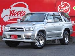 トヨタ ハイラックスサーフ 2.7 SSR-X パッケージオプションC 4WD 背面レス 5速MT 社外AW BF/AT