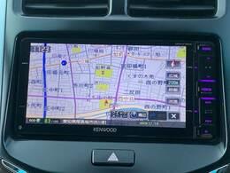 【ケンウッドSDナビ】装備です!フルセグTVやDVD再生、Bluetoothなど充実装備です!