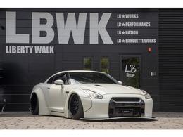 日産 GT-R 3.8 プレミアムエディション 4WD LB-WORKS Type1 Ver.2 Full Complete