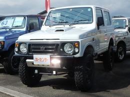 スズキ ジムニー 660 HA 4WD リフトアップ・社外アルミ・社外バンパー