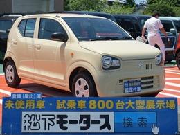 スズキ アルト 660 L シートヒーター キーレス ディーラー試乗車