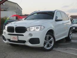 BMW X5 xDrive35d Mスポーツ 本革 7人乗
