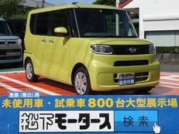 ダイハツ タント 660 X セレクション パノラマUGP ディーラー試乗車