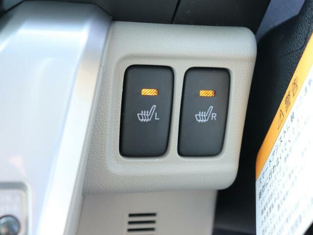 ◇運転席&助手席シートヒーター 冷えが気になる方にも嬉しいシートヒーター