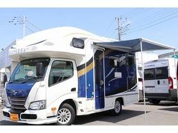 トヨタ カムロード ナッツRV クレア5.3ZエボリューションLTD 4WD フェイスパネル 1オーナー 禁煙