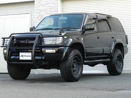 トヨタ ハイラックスサーフ 2.7 SSR-X ワイドボディ 4WD Black RoadII MilitaryED リフトアップ