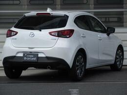 「クルマらしい美しいプロポーション」を目指して、魂動デザインのもと、機能性もしっかりと考慮した素晴らしいデザインのお車となりました。