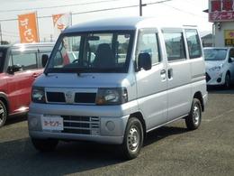 日産 クリッパー 660 DX 5速MT/エアコン/パワステ/走行6.2万キロ