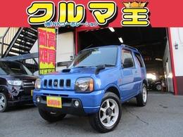 スズキ ジムニー 660 XC 4WD ターボ・5速MT・ヒッチメンバー