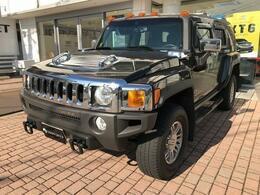 ハマー H3 タイプG 三井物産正規ディーラー車 ユーザー買取車