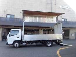 積載3.2トン 車両総重量7475kg