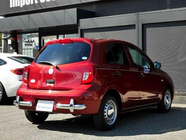 ハッチバックスタイルですので使いやすく、運転もしやすいです!車検3年&メーカー新車保証付きです。