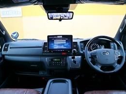 特別仕様車ダークプライム2のFD-BOX7vanlifeが店頭在庫車として完成しました