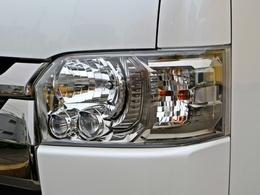 標準装備:LEDヘッドランプ